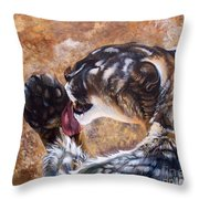 Reverie Throw Pillow