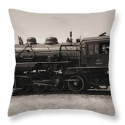 Reverse Throttle Throw Pillow