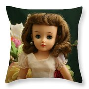 Revlon Throw Pillow
