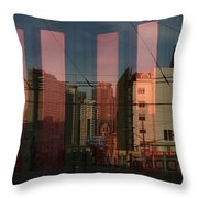 Revolution Is Not A Dinner Party Throw Pillow