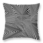 Rewolfdliw Throw Pillow