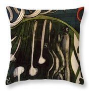 Rfb0106 Throw Pillow