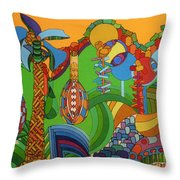 Rfb0300 Throw Pillow