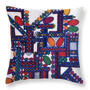 Rfb0412 Throw Pillow