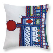 Rfb0414 Throw Pillow