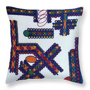 Rfb0415 Throw Pillow