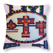 Rfb0416 Throw Pillow