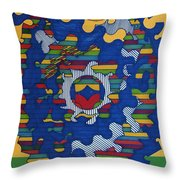 Rfb0419 Throw Pillow
