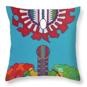Rfb0434 Throw Pillow
