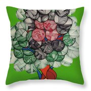 Rfb0503 Throw Pillow