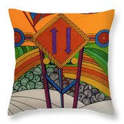 Rfb0506 Throw Pillow
