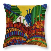 Rfb0508 Throw Pillow