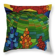 Rfb0510 Throw Pillow