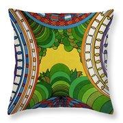 Rfb0512 Throw Pillow