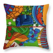 Rfb0515 Throw Pillow
