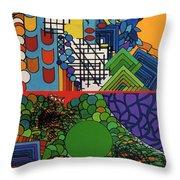 Rfb0516 Throw Pillow