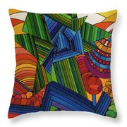 Rfb0517 Throw Pillow