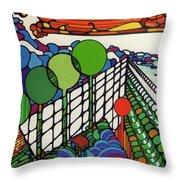 Rfb0520 Throw Pillow