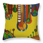 Rfb0521 Throw Pillow