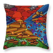 Rfb0522 Throw Pillow