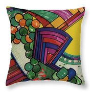 Rfb0524 Throw Pillow
