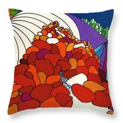 Rfb0525 Throw Pillow