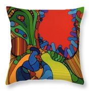 Rfb0527 Throw Pillow