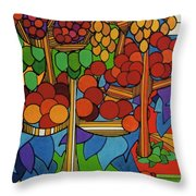 Rfb0528 Throw Pillow