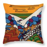 Rfb0530 Throw Pillow