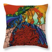 Rfb0531 Throw Pillow