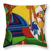 Rfb0532 Throw Pillow