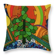 Rfb0534 Throw Pillow