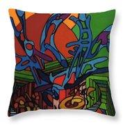 Rfb0538 Throw Pillow