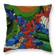 Rfb0541 Throw Pillow