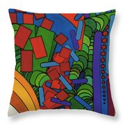 Rfb0543 Throw Pillow