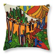 Rfb0547 Throw Pillow