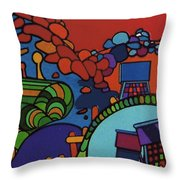 Rfb0548 Throw Pillow