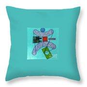 Rfb0555 Throw Pillow
