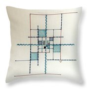 Rfb0557 Throw Pillow