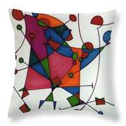 Rfb0578 Throw Pillow