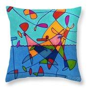 Rfb0579 Throw Pillow