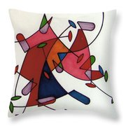 Rfb0583 Throw Pillow