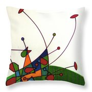 Rfb0585 Throw Pillow