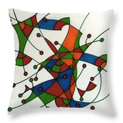 Rfb0589 Throw Pillow