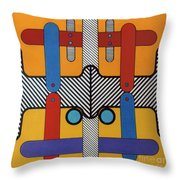 Rfb0603 Throw Pillow
