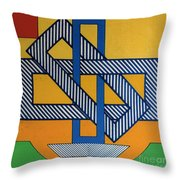 Rfb0607 Throw Pillow