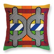 Rfb0608 Throw Pillow