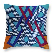 Rfb0610 Throw Pillow