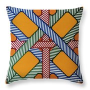 Rfb0611 Throw Pillow