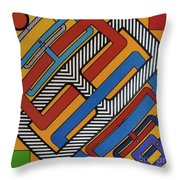 Rfb0613 Throw Pillow